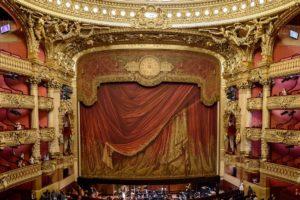Visiter l'opéra Garnier de Paris