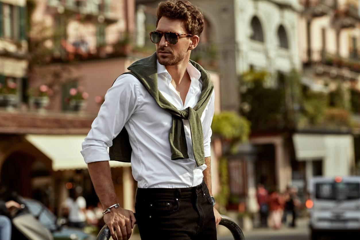 vêtements mode hommes