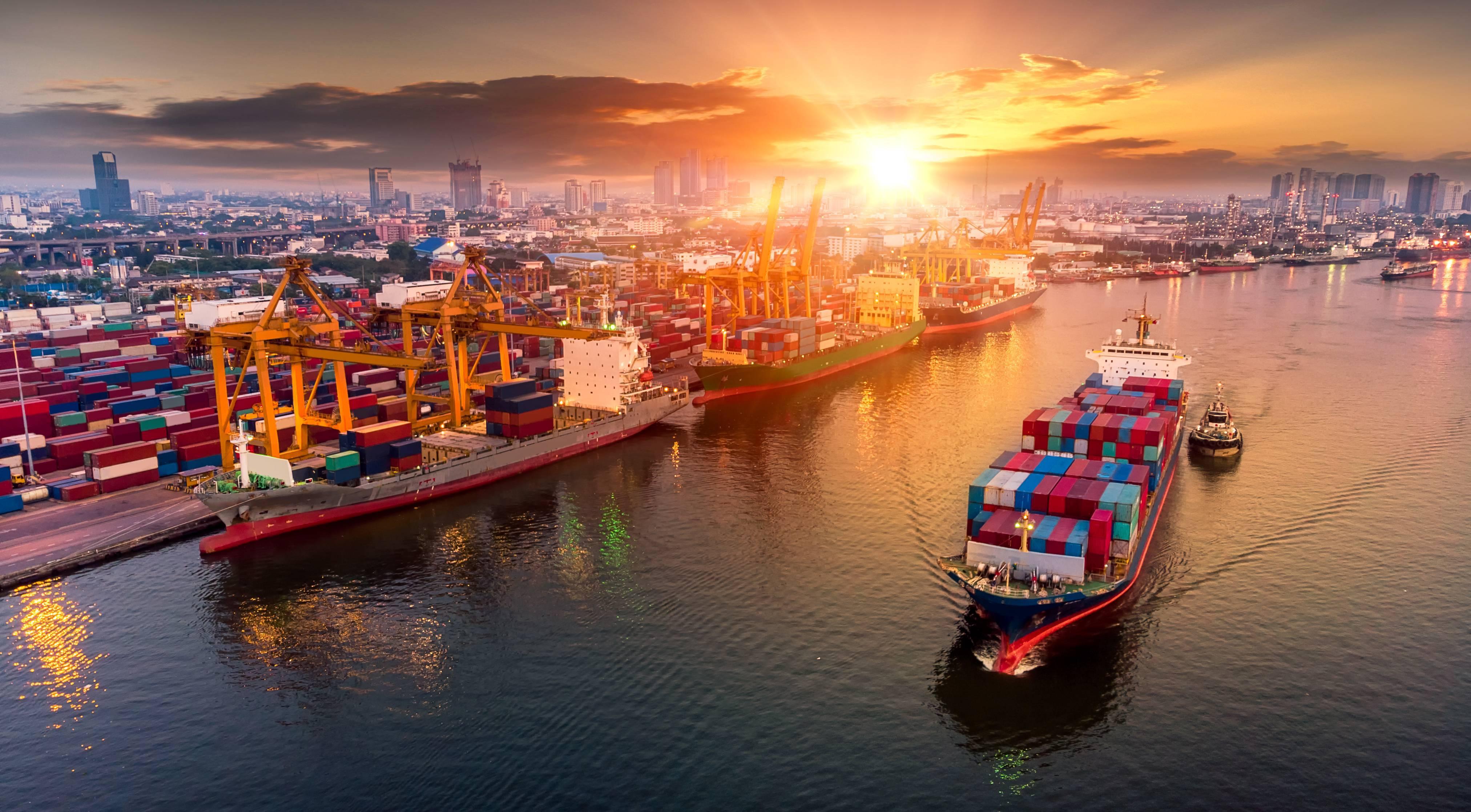 Entreprise de déménagement par fret voie maritime