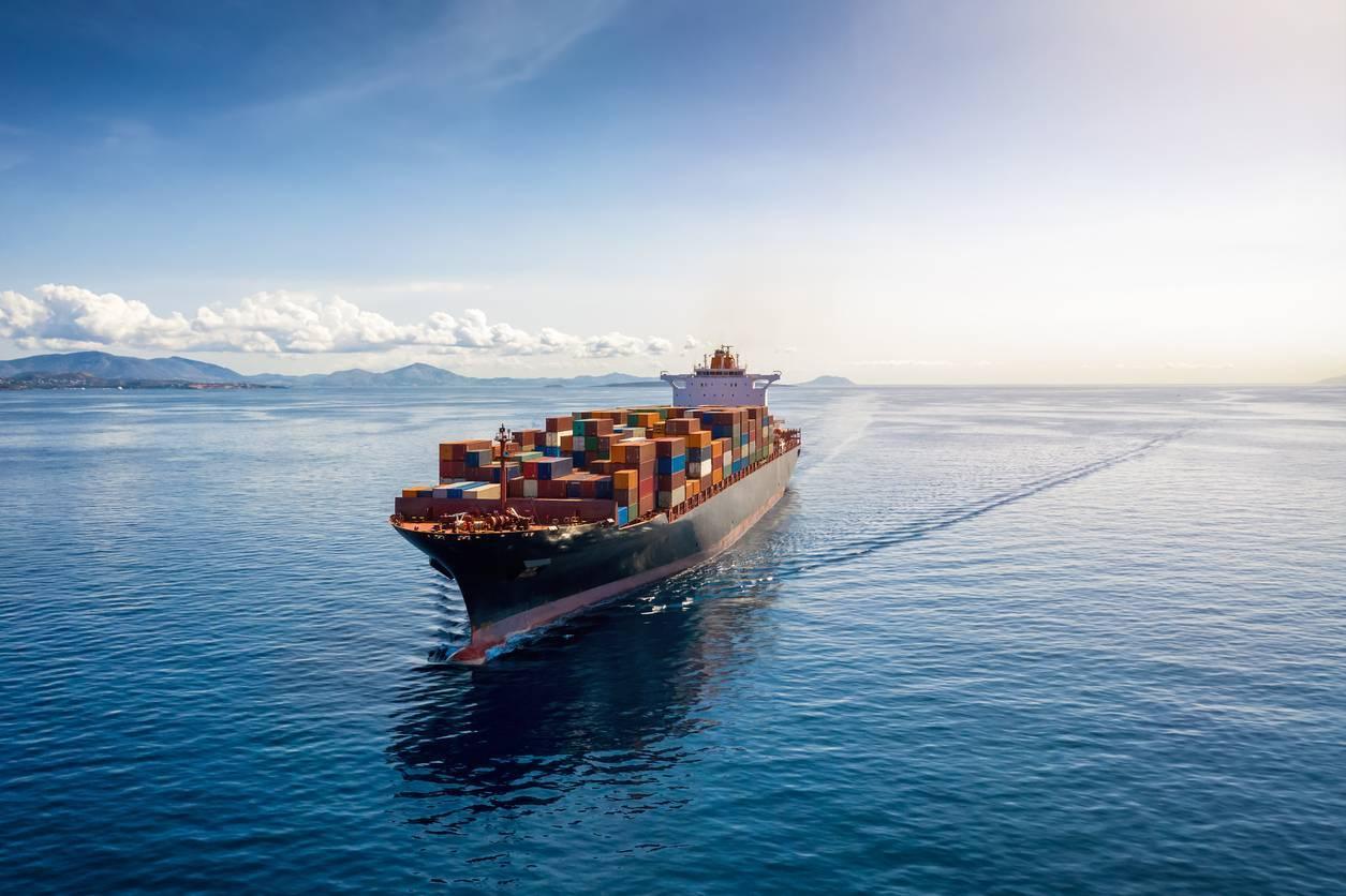 Voie maritime fret déménagement outre-mer