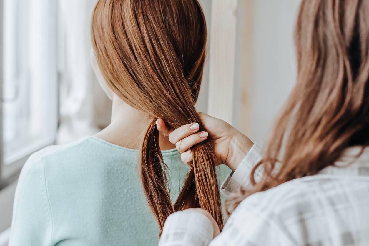 tresse cheveux femme
