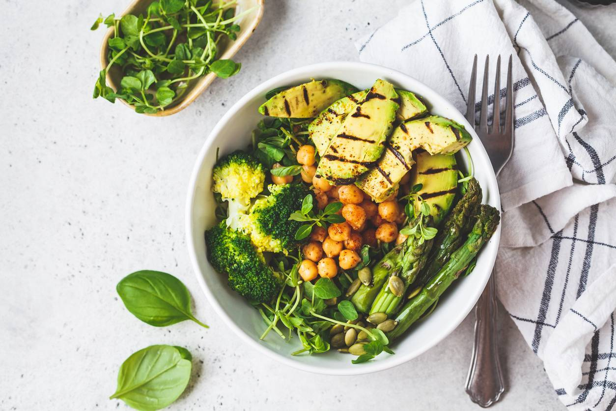 faire des plats végétariens sans soja